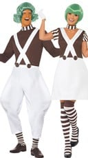 Candy Factory Couples Costume