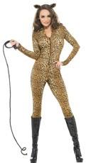 Fever Whiplash Leopard Costume