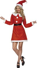 Santa Darling Costume