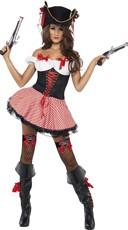 Sassy Buccaneer Costume