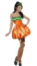 Sexy Pumpkin Dress Costume