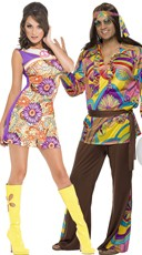 Groovy Baby Couples Costume