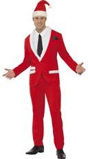 Men's Hipster Cool Santa Costume