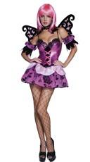 Sexy Pink Pixie Costume