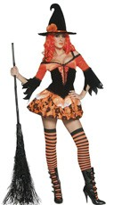 Tainted Witch Costume