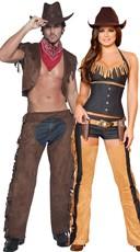 Wild Wild West Couples Costume