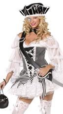 Boutique Pirate Costume