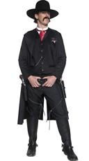 Men's Bad to the Bone Sheriff Costume