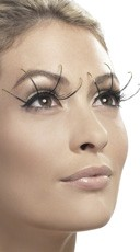 Gold Tipped Extra Long Lashes