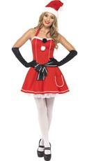 Retro Santa Cutie Costume