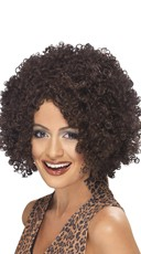 Scary Spice Pop Star Wig