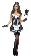 French Maid Fever Costume