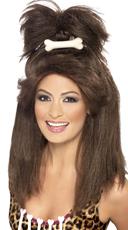 Crazy Cavewoman Wig