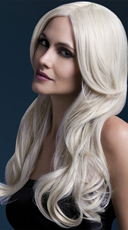 Long Blonde Wave Wig