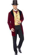 Edwardian Gentleman Costume