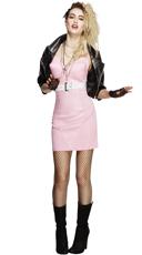 80s Rocker Diva Costume
