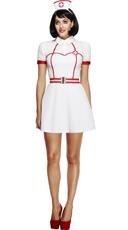 Sexy Bedside Nurse Costume