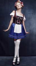Sexy Dirndl Beer Girl Costume
