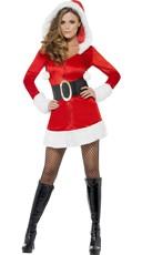 Santa Cutie Costume