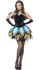 Flirty Butterfly Babe Costume