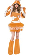 Mischievous Clownfish Costume