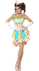 Candylicious Clown Costume