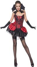 Seductive Vamp Costume