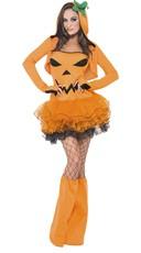 Festive Pumpkin Costume