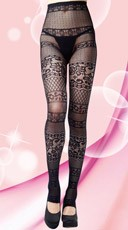 Sexy Lace Banded Stockings