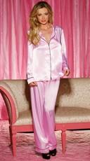 Silky Soft Charmeuse Pajama Set
