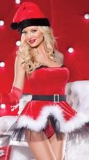 Santa's Special Helper Chemise