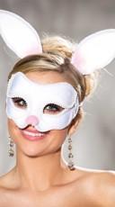Bunny Costume Kit with Velvet Mask