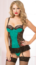 Mint Condition Bustier