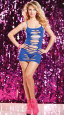 Switchblade Seamless Cut Out Dress