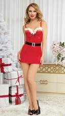 Naughty N' Nice Christmas Dress