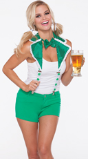 St. Patty's Day Suspenders
