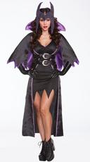 Malice Queen Costume