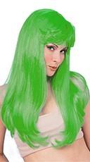 Sassy Lass Green Wig