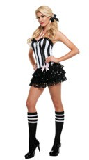 Sassy Ref Costume