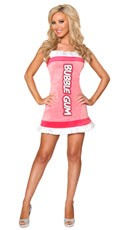 Cuddle Plush Bubble Gum Costume
