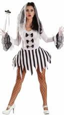 Sexy Corpse Bride Costume