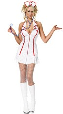 Sexy Head Nurse Costume