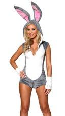 Sexy Rascally Rabbit Costume