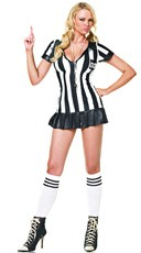 Sexy Referee Costume