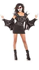Sexy Rocker Chick Costume