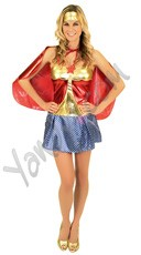 Wonder Girl Costume