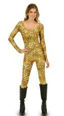 Sparkle Panther Catsuit