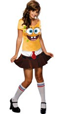Adult Spongebob Costume