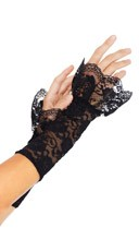 Stretch Lace Arm Warmers