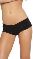 Stretch Velvet Shorts